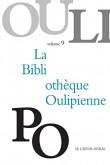 Bibliothèque Oulipienne volume 9